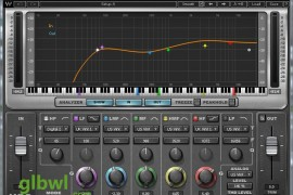 Waves H-EQ 数字+模拟硬件混合型均衡器